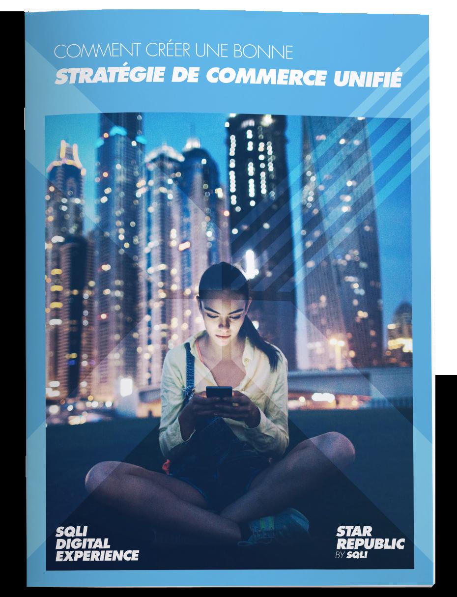 Livre blanc Commerce Unifié SQLI