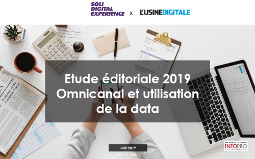 Etude omnicanal Usine Digitale et SQLI